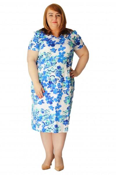 Sukienka letnia plus size (rozm. 44-52) polski producent