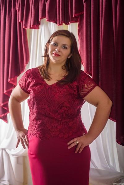 Sukienka na wesele plus size 44-52