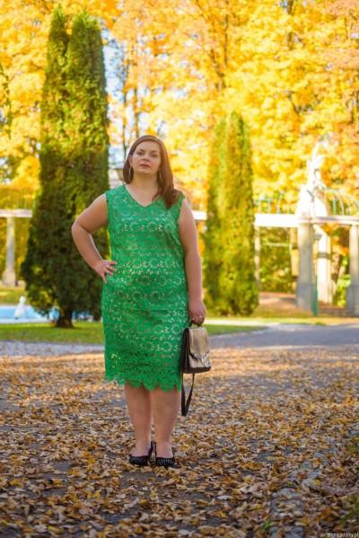 Sukienka Plus size Producent Polski